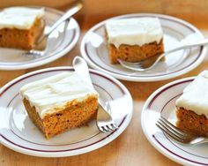 Recipe: Carrot Cake with Cream Cheese Frosting — Dessert Recipes from The Kitchn
