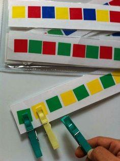 Montessori-Manipulations-Workshops - S Motor Skills Activities, Montessori Activities, Fine Motor Skills, Learning Activities, Toddler Activities, Preschool Activities, Kids Learning, Preschool Pictures, Preschool Education