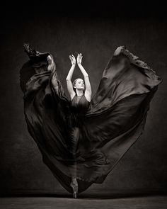 And, something magical...Gillian Murphy, photo by Ken Browar and Deborah Ory, NYC Dance Project. https://www.facebook.com/nycdanceproject/timeline