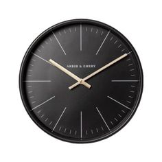 Wall Gallery With Clock Black 60 Trendy Ideas Modern Clock, Mid-century Modern, Modern Design, Modern Room, Clock Decor, Wall Art Decor, Wall Clocks, Wall Clock Online, Wall Sculptures