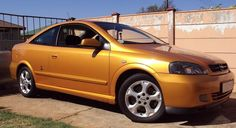 Andre's 2004 Opel Astra