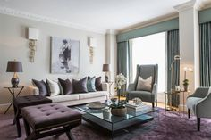 Sophie Paterson Interiors -belgravia-penthouse