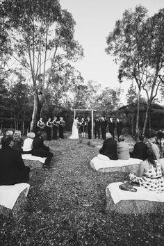 Rach & Adam's DIY Outback Wedding - Nouba - Rach & Adam's DIY Outback Wedding