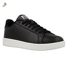 Adidas - CF Advantage CL W - BB9608 - Color: Black-White - Size: 9.0 - Adidas sneakers for women (*Amazon Partner-Link)