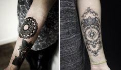 flores tatuajes