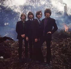 THE SMOKE - 1967. Their hit single made the legendary Psych sounds of MORGAN BLUE TOWN Studios & Records!  PUSSY, AMBROSLADE, WILL MALONE, RED DIRT, MIKE BOBAK, ANDY JOHNS, SAM GOPAL, ORANGE BICYCLE & Smoke drummer/songwriter Geoff Gill was in FICKLE PICKLE!