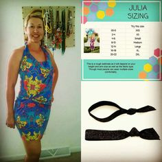 LuLaRoe Julia and 2 hair ties! Buy a Julia and all your other LuLaRoe favorites from LuLaRoe Sugar Dollies Boutique LLC  www.facebook.com/LuLaRoeSugarDolliesBoutiqueLLC  Join our shop group at www.facebook.com/groups/LuLaRoeSugarDolliesBoutiqueLLC