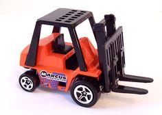 Hot Wheels Forklift
