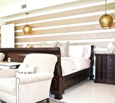 Beach Chic Design: Coastal Chic Modern Bedroom update