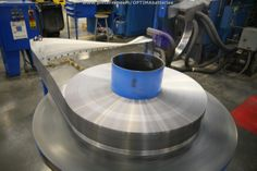 """99.99% pure virgin lead being transformed into what traditional batteries would call """"plates,"""" except OPTIMA battery plates are then wound into a SPIRALCELL™"""