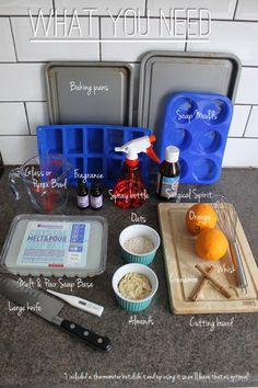 Check out our Soap Tutorial and make your own to win £100 at Hobbycraft!!