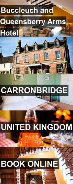 Hotel Buccleuch and Queensberry Arms Hotel in Carronbridge, United Kingdom. For more information, photos, reviews and best prices please follow the link. #UnitedKingdom #Carronbridge #hotel #travel #vacation