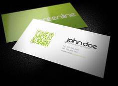 25 qr code business card templates design cdigos qr e elementos 25 qr code business card templates design cdigos qr e elementos grficos reheart Image collections