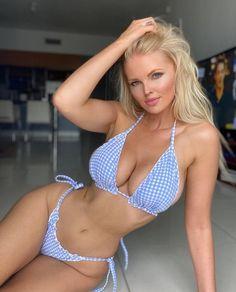 Zerion - Bikini 👙 Vere 2020 - E Bukura Sexy Bikini, Bikini Girls, Bikini Beach, Mode Du Bikini, Beautiful Blonde Girl, Mädchen In Bikinis, Lingerie Models, Sexy Hot Girls, Women Swimsuits