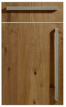 Nolte - Legno 59M Veneer, matte lacquered. Oak marone