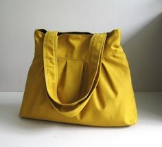 cute canvas tote (from etsy)