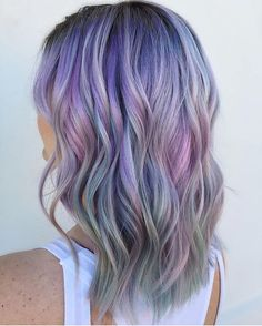 """10.3k Likes, 48 Comments - Pulp Riot Hair Color (@pulpriothair) on Instagram: """"@haileymahonehair is the artist... Pulp Riot is the paint."""""""