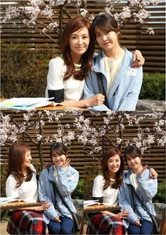 [Spoiler] IU and Lee Mi Sook show their mother-daughter love in BTS photos from 'You're the Best Lee Soon Shin'