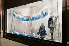 (A través de CASA REINAL) >>>>  Selfridges Window Displays - info@studiograbdown.com