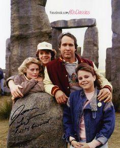 National Lampoon's European Vacation, 1985.
