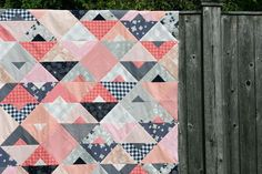 August in a quilt top | Film In The Fridge | Bloglovin'