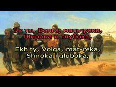 *The Song of the Volga Boatmen* / Ey, ukhnem! Ivan Rebroff, Jerusalem, Law, Blessed, Boards, Positivity, Peace, Songs, School