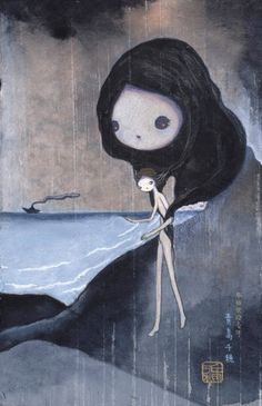 """Chiho Aoshima Makes Her Museum Solo Debut with """"Rebirth of the World"""" 