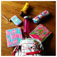 Back to School: What's in my backpack?! College