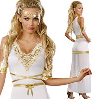 Goddess of love Aphrodite - Adult Costume Fancy Dress