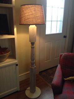 Porch post floor lamp barn trash crafts pinterest porch posts porch post floor lamp barn trash crafts pinterest porch posts floor lamp and porch mozeypictures Gallery