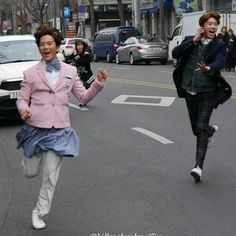 Kill Me Heal Me, 킬미힐미, Ji Sung, 지성, Hwang Jung Eum, 황정음 HAHAHAHA this hilarious