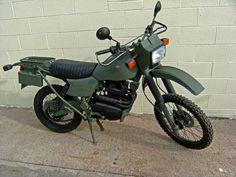 Armstrong MT500 yang kemudian diberi nama MT350 merupakan motor tempur modern. Lalu Harley Davidson mendapatkan lisensi untuk membangunnya menggunakan mesin 350 cc