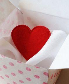 Gratis cadeau doosje (printable) voor Valentijn