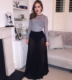 «Red carpet ready for the British Fashion Awards ☃» tanya burr