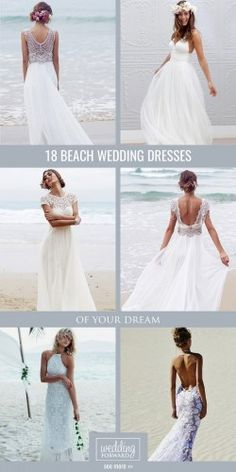 beach wedding dresses ci