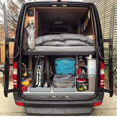 Sprinter van conversion 16