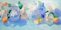 Carolyn Biggio, 1958 | Still life painter | Tutt'Art@ | Pittura * Scultura * Poesia * Musica |