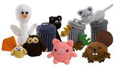 Image Result for crochet animals