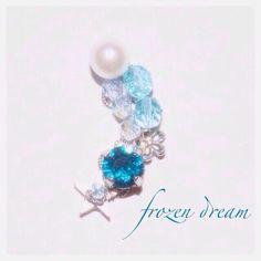 frozen dream|イヤリング|ハンドメイド通販・販売のCreema