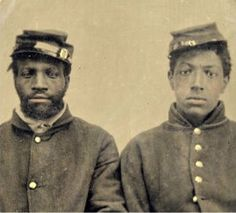 In actual numbers, African-American soldiers comprised 10% of the entire Union Army. Losses among African-Americans were high, and from all reported casualties, approximately one-third of all African-Americans enrolled in the military lost their lives during the Civil War.