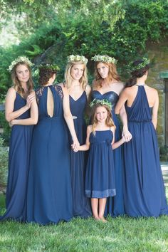I love a mix and match look when it comes to bridesmaids dresses — give them a palette and let them choose what looks best on each girl! It's a win-win. And the go-to for this eclectic look? Bari Jay. We love their entire collection of dresses with interchangeable fabric options as well as short […]