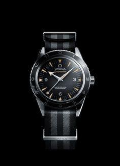 De nieuwe klok van James Bond is (O)mega dik - FHM.nl