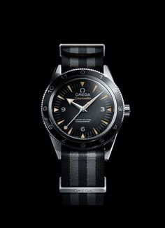 Omega Seamaster 300    Bond should wear this in Spectre