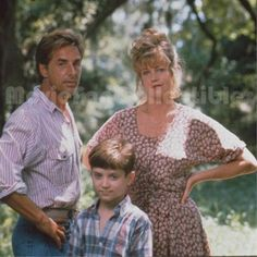 Melanie Griffith, Don Johnson, Elijah Wood in Paradise Publicity Slide