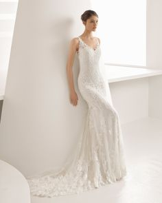 Rosa Clara Abanto Art 28207 Valkengoed Wedding Fashion Amersfoort