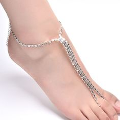 Like and Share if you want this  Hot fashion ladies crystal wedding bridal barefoot sandals anklet anklet chain girls like     Tag a friend who would love this!     FREE Shipping Worldwide     Buy one here---> http://jewelry-steals.com/products/hot-fashion-ladies-crystal-wedding-bridal-barefoot-sandals-anklet-anklet-chain-girls-like/    #new_earrings