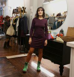 #BarbaraTorrijos #Martins #SantiagodeCompostela #dress #fashion #colormix