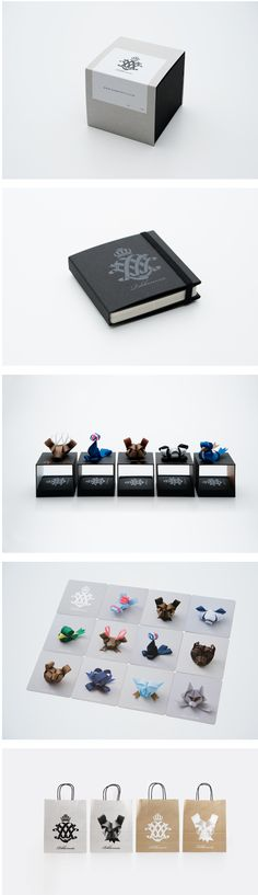 上田亮/リボンで作った動物アート作品「RIBBONESIA」/アドーンメンツ、プロモーションツール、プロモーションキット