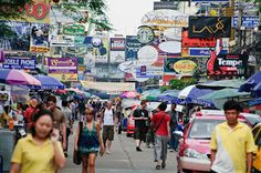 Světem křížem krážem: 3 dny v Bangkoku