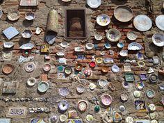 Deruta, Italy, City Center - so many amazing pottery artisans.